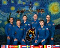 International Space Station Expedition 31 Official Crew Portrait